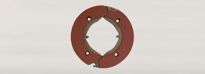 Quick Change Clutch Brake
